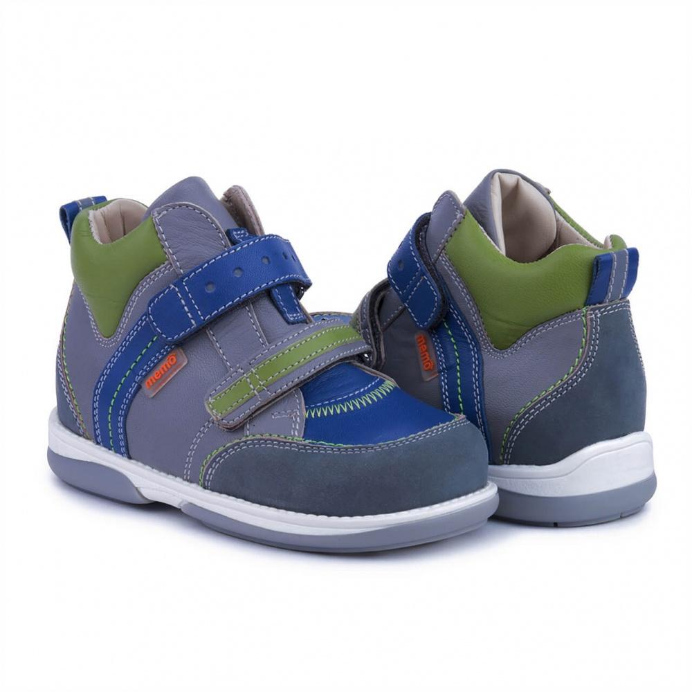 c62a4aaf7 Детская профилактическая обувь MEMO Polo Junior DRMB 3BC размер 27 ...