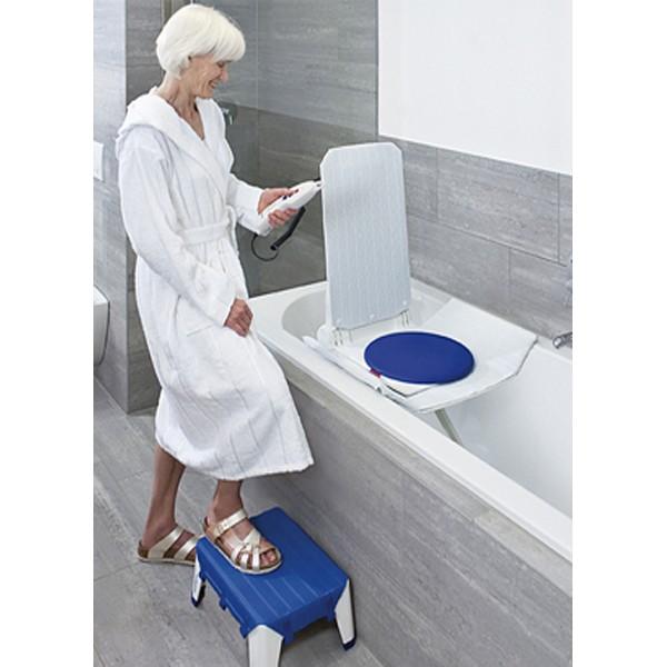Стульчик для ванной для пожилых