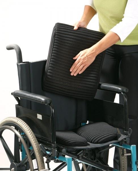 Ортопедическая подушка для поясницы на стул