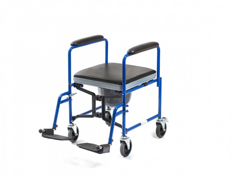 Санитарное кресло каталка
