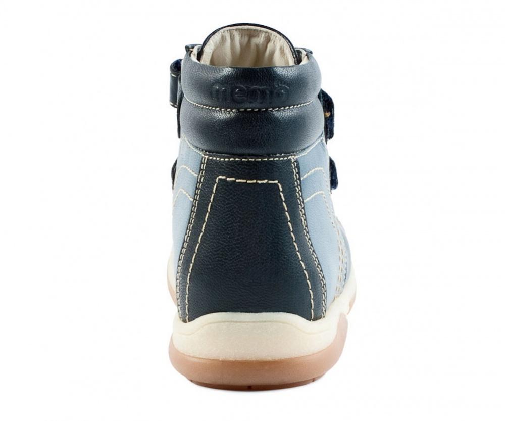 37237a0b Детская ортопедическая обувь MEMO KARAT темно-синяя - купить в ...