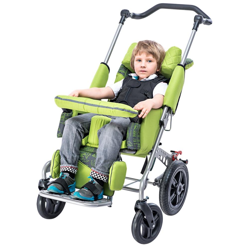Как выбрать коляску для детей с ДЦП