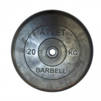 Диск MB Barbell Atlet MB-AtletB26-20
