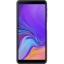 Samsung Galaxy A7 (2018) 64Gb/4Gb черный (SM-A750F)