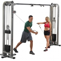 Кроссовер Body Solid PRO CLUB LINE SCC1200G-2 95х2 кг