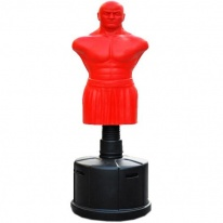 Боксерский манекен DFC Boxing Punching Man-Heavy TLS-A02/красный